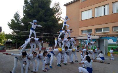 Festa de final de curs de l'escola Margalló